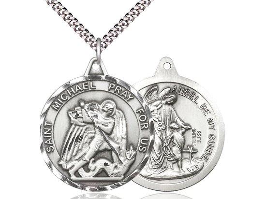 jSt Michael Medal XL
