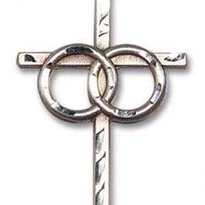 Wedding Rings Cross