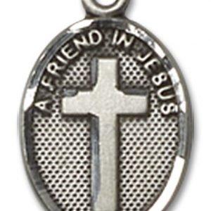 Friend In Jesus Cross