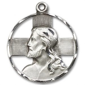 Head of Christ Necklace