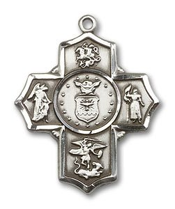 5-Way Air Force Medal - 32248