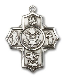 5-Way Army Medal - 32249