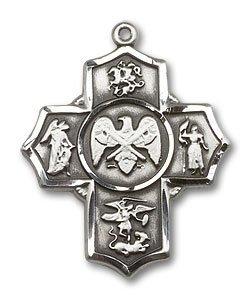 5 Way National Guard Medal - 32252