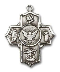 5 Way Navy Medal - 32253