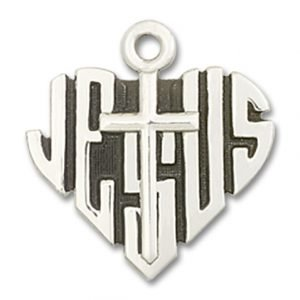 Heart Of Jesus / Cross