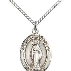 Virgin of the Globe Medal