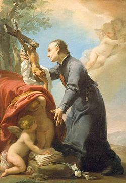 About St  Camillus - Patron Saint Article