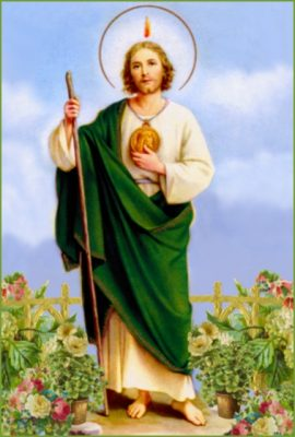 Holy Card of St Jude