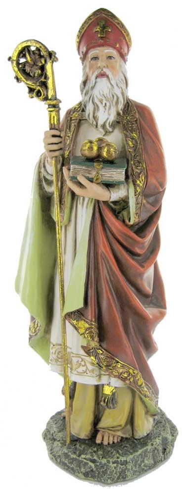 St Nicholas Statue
