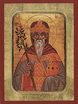 St Aaron