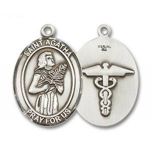 Nurse Medals and Rosaries