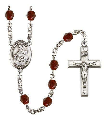 St. Agnes of Rome Rosary