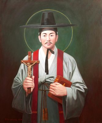 St Andrew Kim Taegon