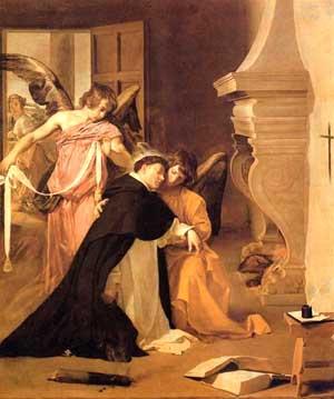 Thomas Aquinas and the Angels