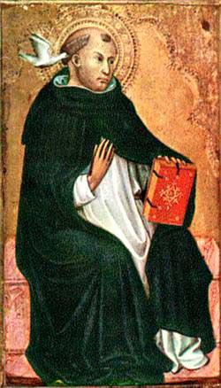 Tapestry of St. Thomas Aquinas