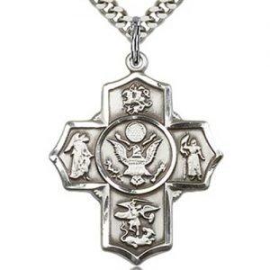 5 Way Army Medal