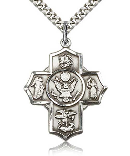 5 Way Army Medal