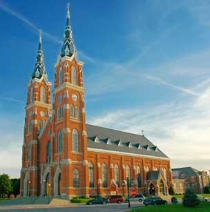Basilica of St. Francis Xavier