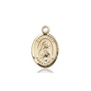 14kt Gold St. Rita of Cascia Medal