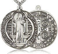 St Medals and Rosaries
