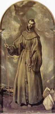 St Bernadine of Sienna