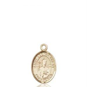 Blessed Karolina Kozkowna Charm - 14 KT Gold  (#85201)