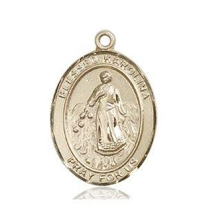 Blessed Karolina Kozkowna Medal - 82641 Saint Medal