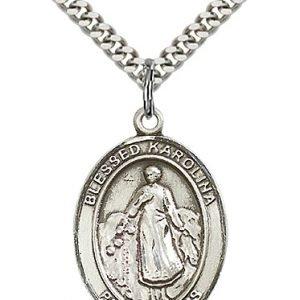 Blessed Karolina Kozkowna Medal - 82642 Saint Medal