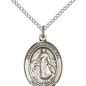 Blessed Karolina Kozkowna Medals