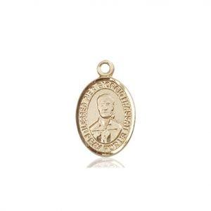 Blessed Pier Giorgio Frassati Charm - 85186 Saint Medal