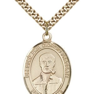 Blessed Pier Giorgio Frassati Medal - 82625 Saint Medal