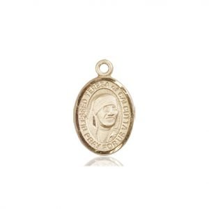 Blessed Teresa of Calcutta Charm - 85224 Saint Medal