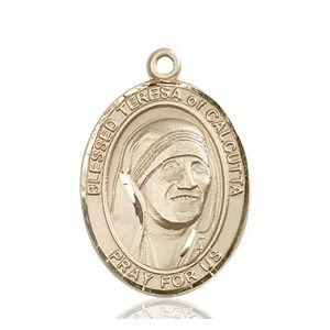 Blessed Teresa of Calcutta Medal - 82665 Saint Medal