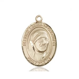Blessed Teresa of Calcutta Medal - 84037 Saint Medal