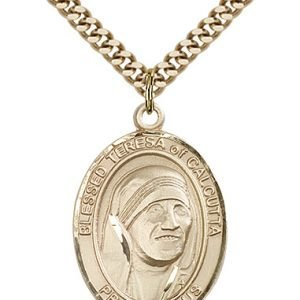 Blessed Teresa of Calcutta Medal - 82664 Saint Medal