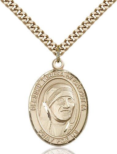 Blessed Teresa of Calcutta Medal - 82664 Saint Medal