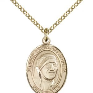Blessed Teresa of Calcutta Medal - 84036 Saint Medal