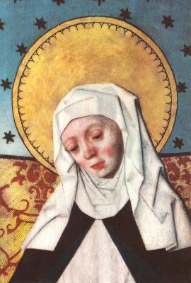 St Bridget of Sweden