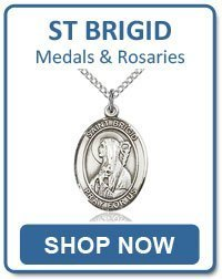 St Brigid of Ireland medals
