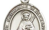 St Catherine of Alexandria Items