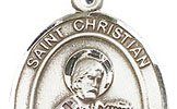 St Christian Demosthenes Items