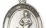 St Genesius of Rome Items