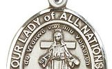 Our Lady of All Nations Items