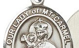 Our Lady of Mount Carmel Items