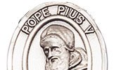 St Pius V Items