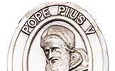 St Pius V Items