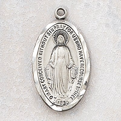 Catholic Miraculous Medal 10654
