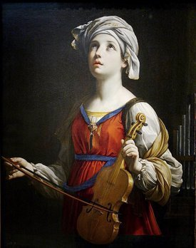 St Cecilia