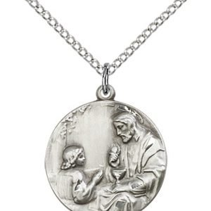 First Communion Jewelry and Medals - Catholic Saint Medals