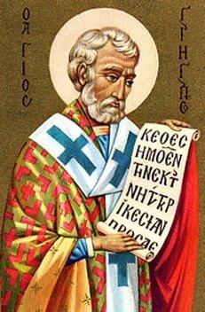 St Christian Demosthenes
